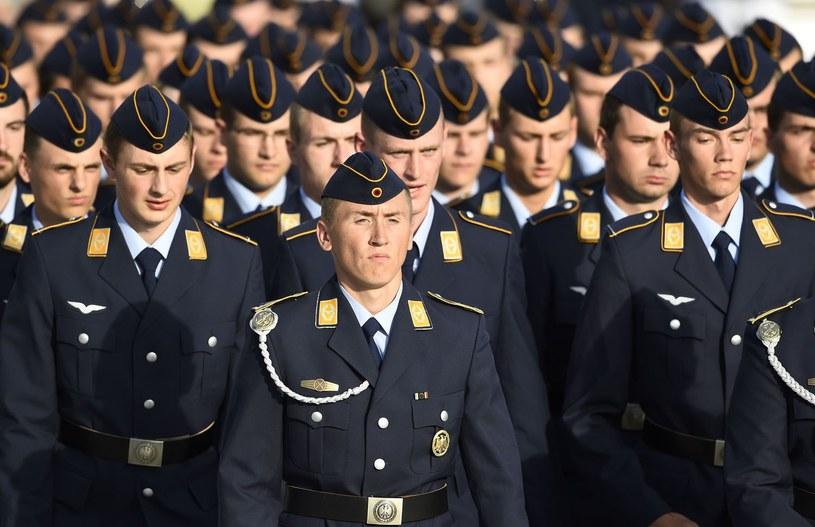 Żołnierze Bundeswehry, zdjęcie ilustracyjne /AFP