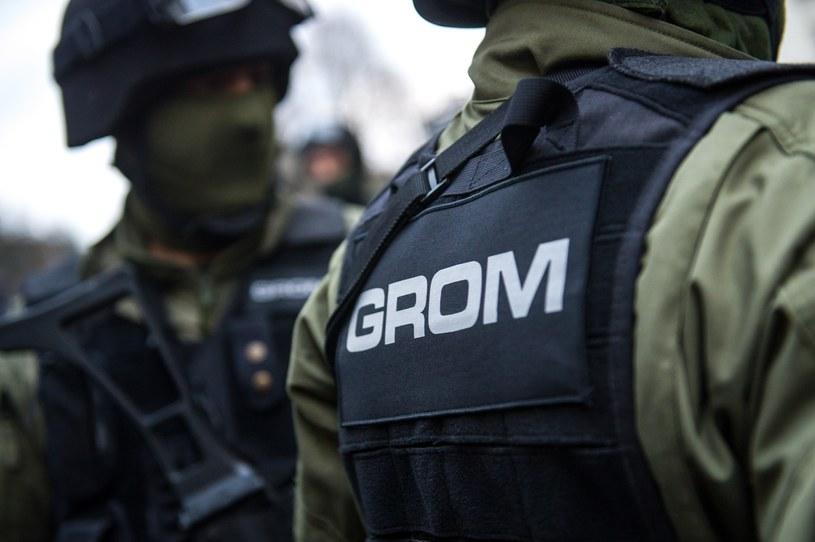 Żołnierze GROM; zdj. ilustracyjne /Bartosz Krupa /East News