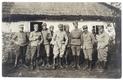 Józef Piłsudski i oficerowie I Brygady Legionów Polskich