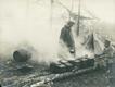 Kuchnia polowa w obozie I Brygady Legionów