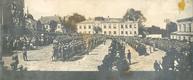 Msza polowa I Brygady Legionów Polskich w Kielcach