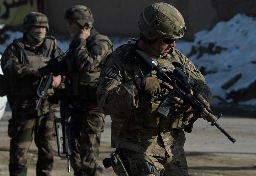 Żołnierze NATO, zdj. ilustracyjne /AFP