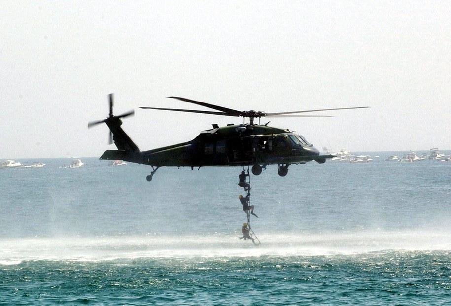 Żołnierze Navy Seals w czasie pokazu w Fort Lauderdale, maj 2003 (zdjęcie ilustracyjne) /hep/EFE /PAP/EPA