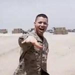 Żołnierze parodiują Britney Spears. Zobacz!