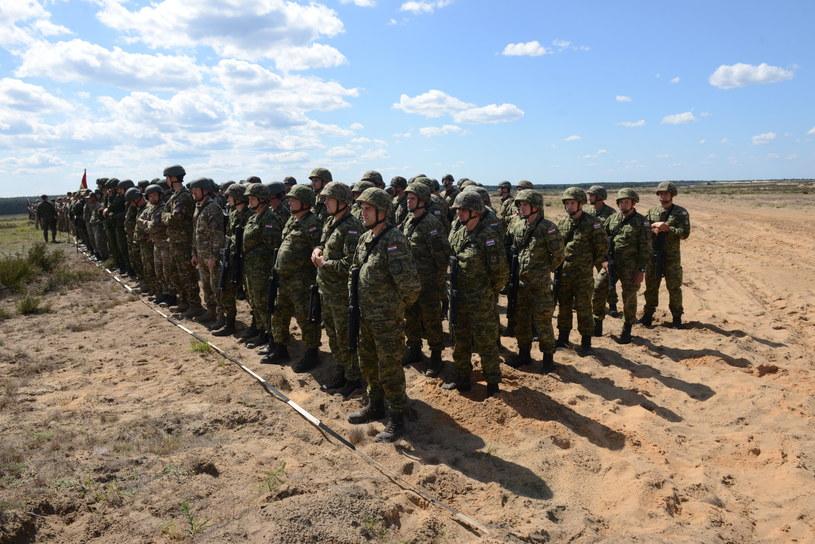 Żołnierze podczas ćwiczeń, zdj. ilustracyjne /Fot. MARIUSZ KAPALA  /East News
