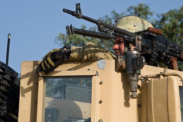 Żołnierze ranni podczas misji wracają do armii/fot. Adam Roik /