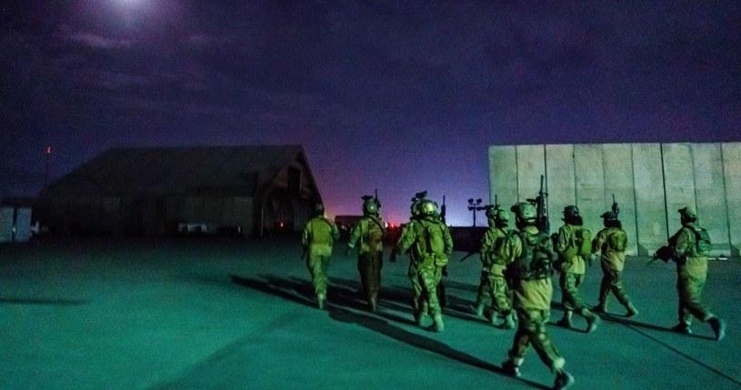 Żołnierze USA w Afganistanie /Marcus Yam /Getty Images