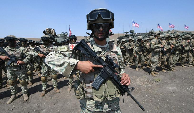 Żołnierze USA; zdj. ilustracyjne /AFP
