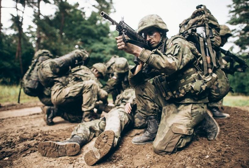 Żołnierze WOT muszą być przygotowani na wszelkie zagrożenia /Wojska Obrony Terytorialnej /materiały prasowe