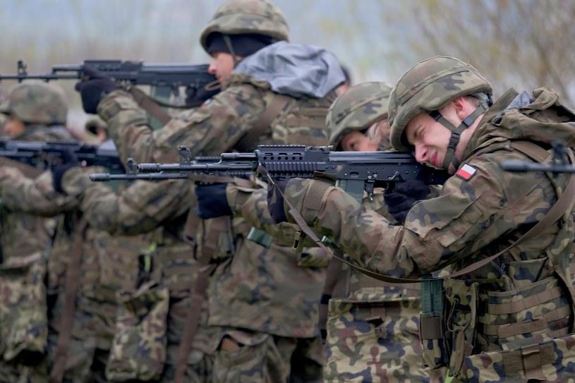 Żołnierze WOT; zdj. ilustracyjne /Łukasz Solski /East News