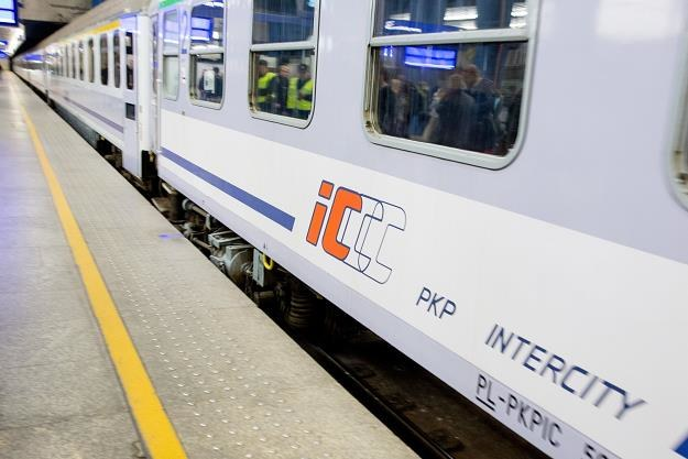 Żołnierze wyklęci będą patronami pociągów PKP Intercity /fot. Andrzej Iwanczuk /Reporter