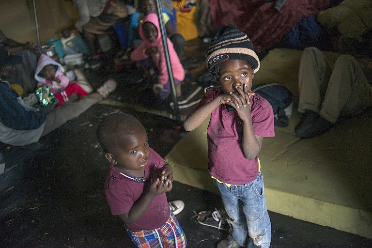 Żołnierze wykorzystywali dzieci, zdj. ilustracyjne /AFP