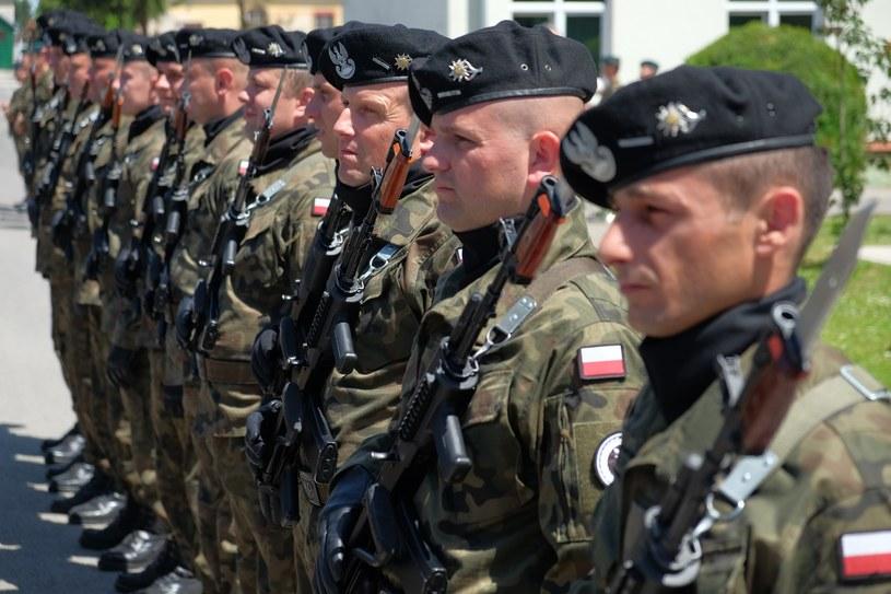 Żołnierze /East News