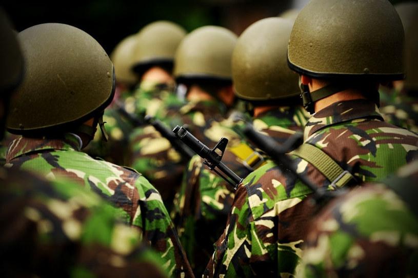 Żołnierze /©123RF/PICSEL