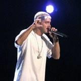 Żołnierzyk Eminem /AFP