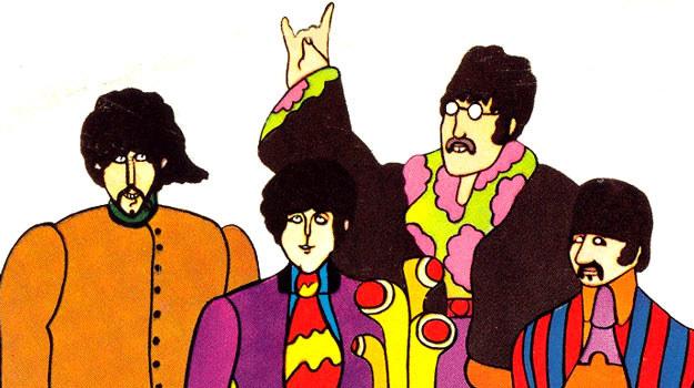 """""""Żółta łódź podwodna"""": Który z Beatlesów odpowiada za """"przycisk paniki""""? /materiały prasowe"""