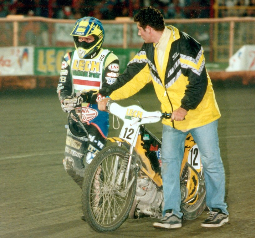 Zoltan Adorjan w Grand Prix /Jarosław Pabijan /Newspix