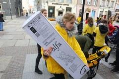 Żółte wózki od RMF FM błyskawicznie znalazły nowych właścicieli