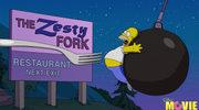 """Żółty dywan dla """"Simpsonów"""""""