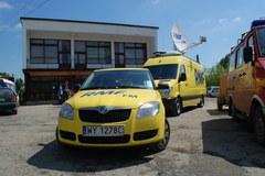 Żółty konwój RMF FM dotarł do powodzian