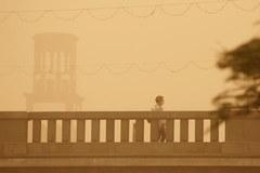 Żółty pył pokrył Wyspy Kanaryjskie