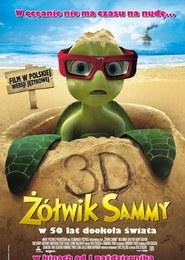 Żółwik Sammy w 50 lat dookoła świata