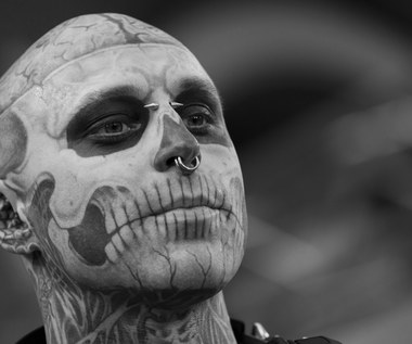 Zombie Boy nie żyje. Ceniony model, aktor i muzyk miał 32 lata