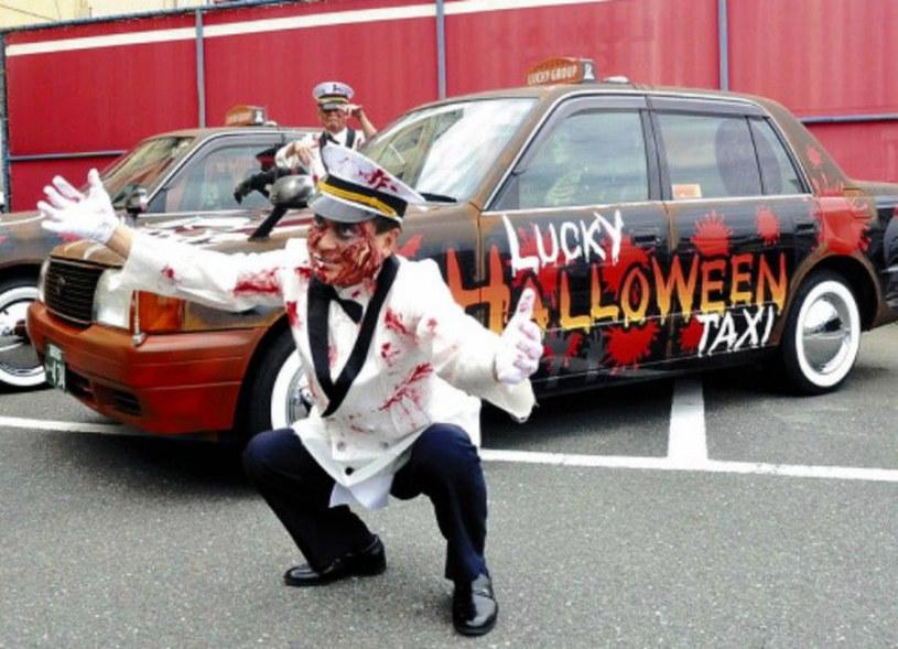 Zombie-taksówka z Japonii /materiały prasowe