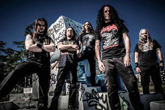 Zombie z Avulsed /Oficjalna strona zespołu