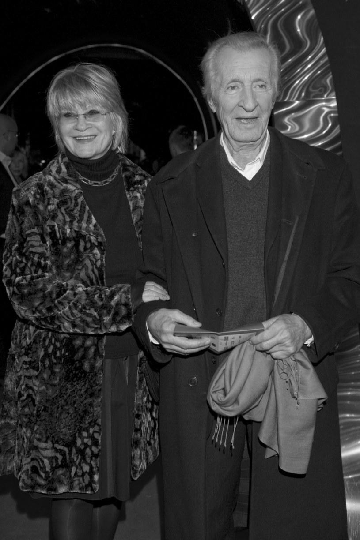 Żona aktora zmarła w czerwcu tego roku /Jarosław Antoniak /MWMedia
