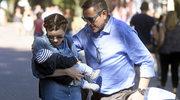 Żona Andrzeja Sołtysika karmi piersią dwuletniego synka. I to nawet podczas robienia makijażu