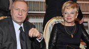 Żona Jerzego Stuhra ostatnio bardzo podupadła na zdrowiu!