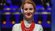 Żona Kamila Stocha, Ewa Bilan-Stoch, w roli modelki. Co za suknia!