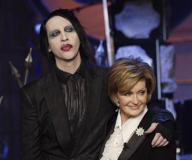 Żona Ozzy'ego Osbourne'a tłumaczy się z wieloletniej współpracy z Marilynem Mansonem