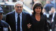 Żona Strauss-Kahna potwierdza, że jest z mężem w separacji