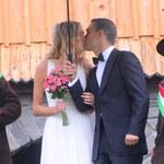 Żona Żebrowskiego jest w ciąży