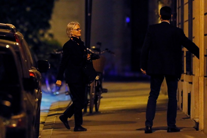 Żonie kandydata na prezydenta Francji Francois Fillona, Penelope Fillon /THOMAS SAMSON /AFP
