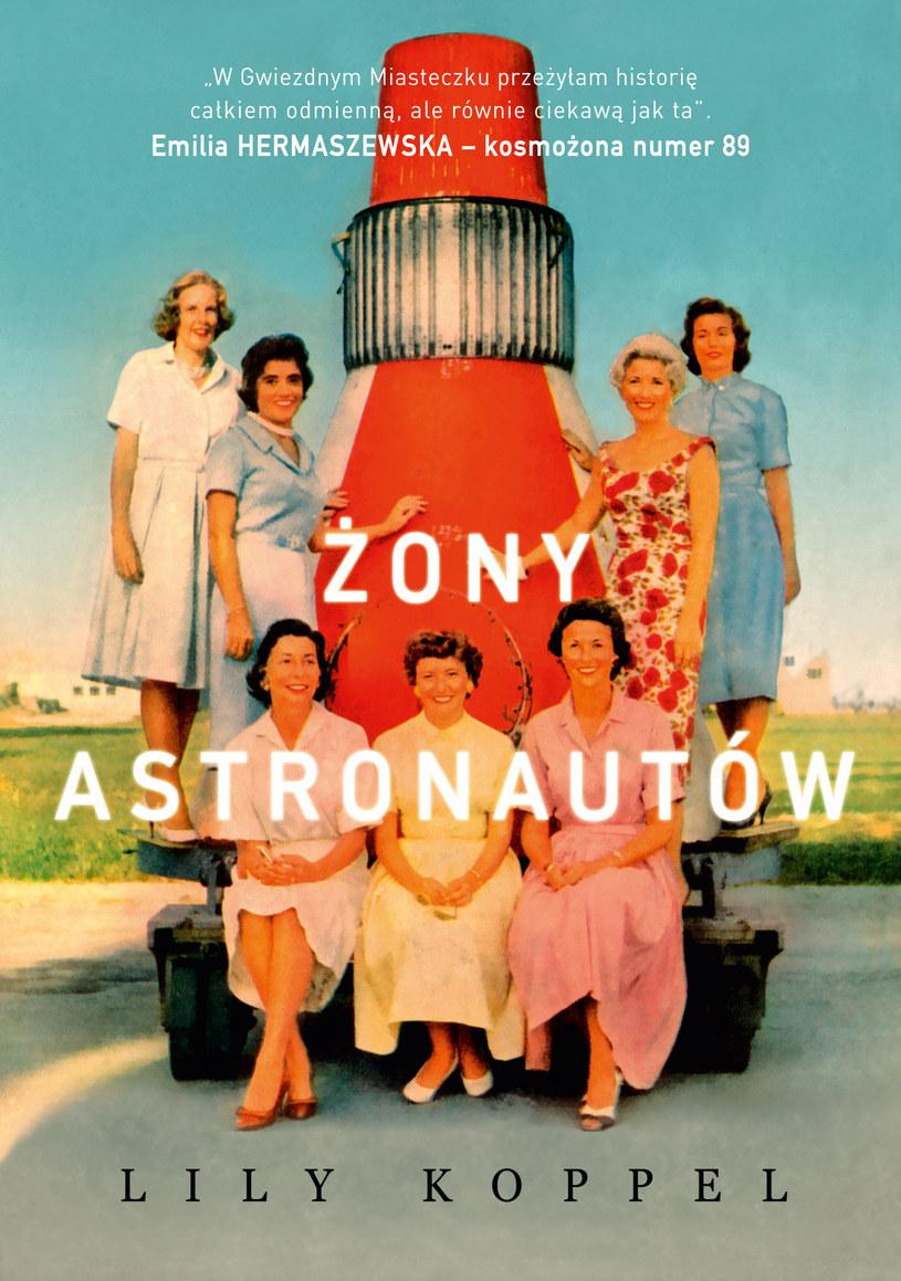 Żony astronautów /Styl.pl/materiały prasowe