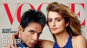 """""""Zoolander no. 2"""": Ben Stiller na okładce """"Vogue'a"""""""
