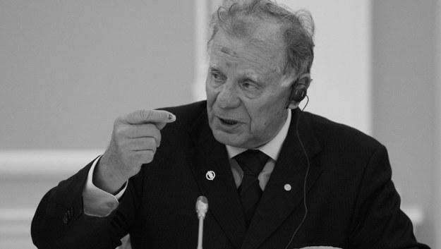 Żores Ałfiorow /Klimentyev Mikhail    /PAP/ITAR-TASS