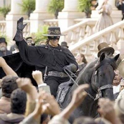 Zorro - reaktywacja /Archiwum