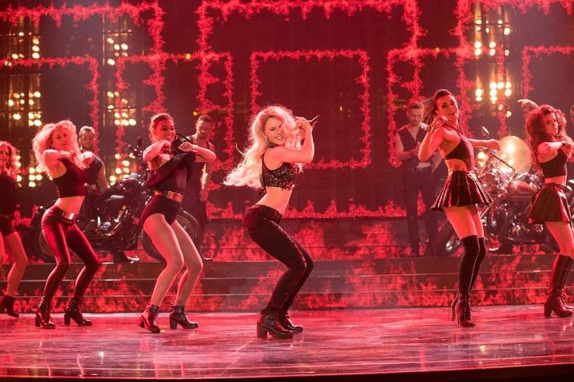 Zosia Nowakowska jako gorąca Shakira /M. Zawada /Polsat
