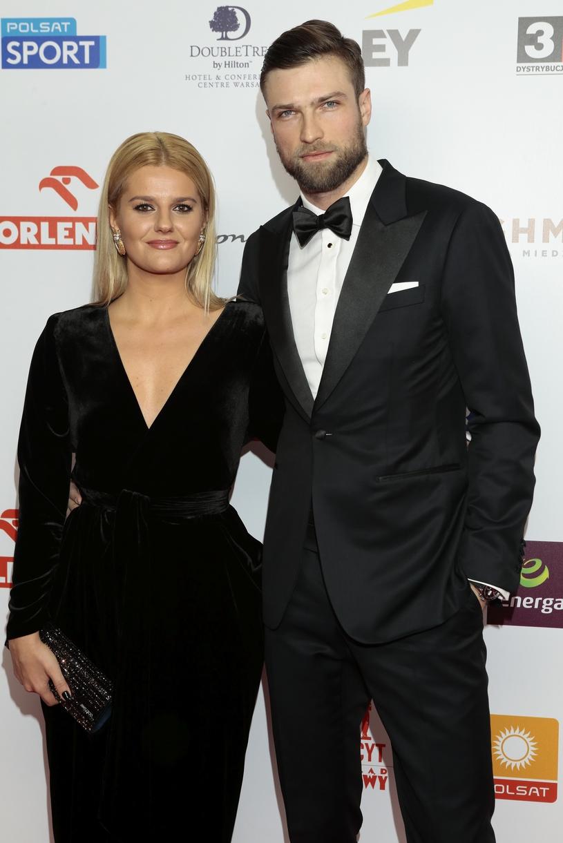 Zosia Zborowska i Andrzej Wrona /East News