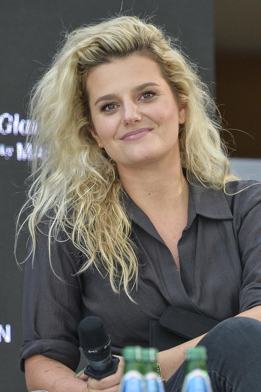 Zosia Zborowska w lipcu urodziła pierwszą córkę /Niemiec /AKPA