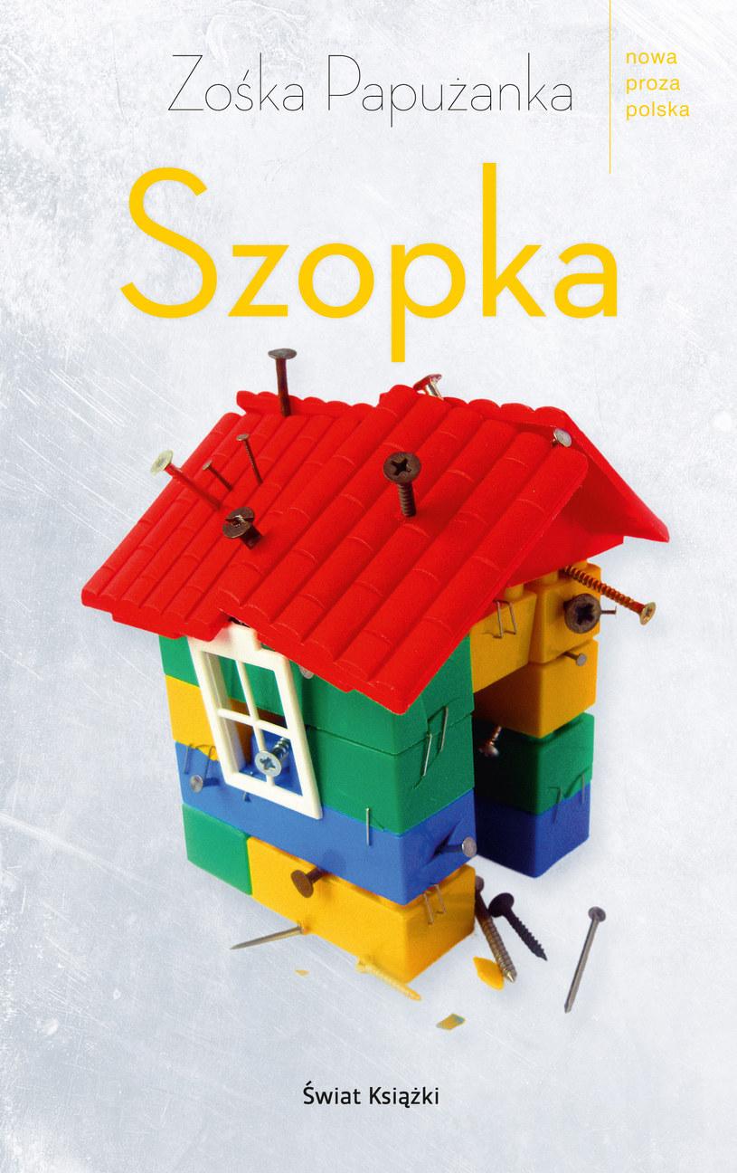 Zośka Papużanka - Szopka /materiały prasowe