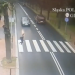 Została potrącona na przejściu dla pieszych. Dostała mandat