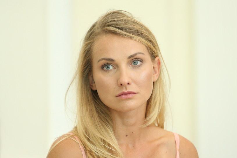 Zostanie mamą pomogło mi zrobić karierę - przekonuje Joanna Moro /Paweł Wrzecion /MWMedia