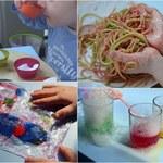 #ZostańWDomu. 5 zabaw sensorycznych, czyli angażujących zmysły