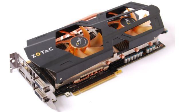 Zotac GeForce GTX 680 AMP! Edition - zdjęcie karty graficznej /Informacja prasowa
