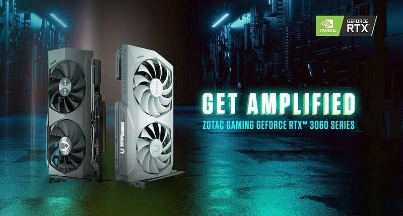 ZOTAC GeForce RTX 3060 /materiały prasowe